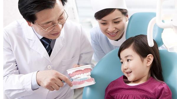 Dịch vụ chăm sóc răng miệng cho trẻ - Nha khoa Quốc tế DND