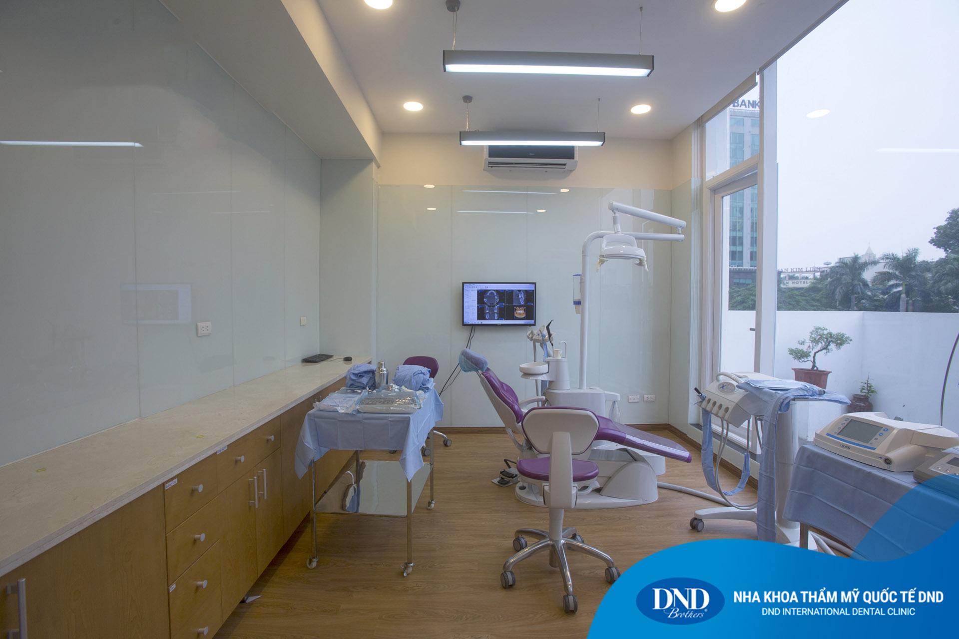 Phòng Tiểu Phẫu – Nha Khoa Quốc Tế DND