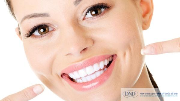 Smile Design - Nha khoa Quốc tế DND